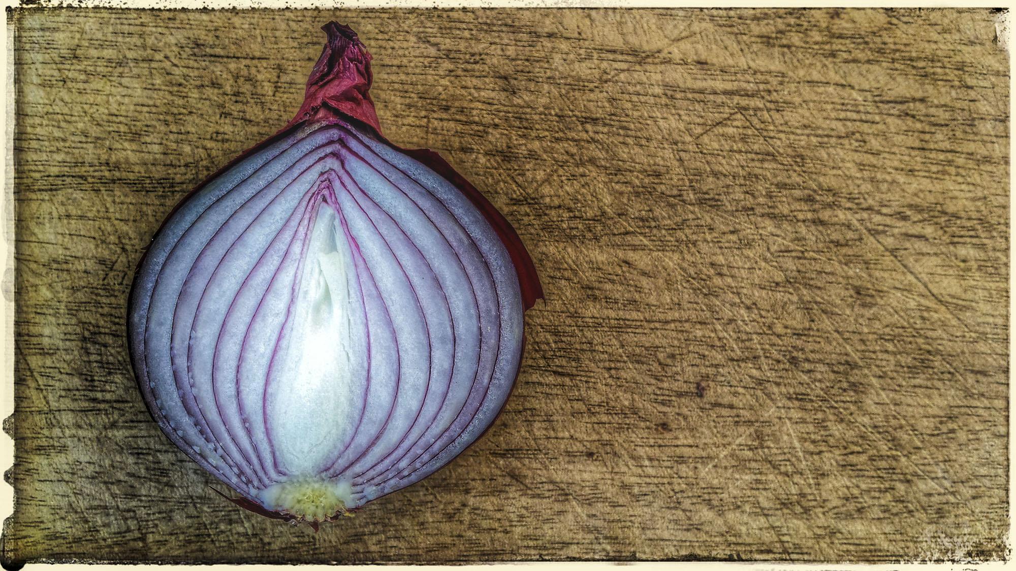 Onion on Board